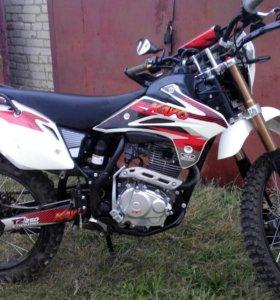 Мотоцикл Kayo Т2 250 ENDURO