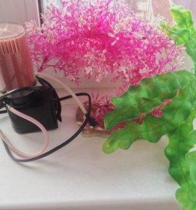 Фильтр для аквариума (+растения)