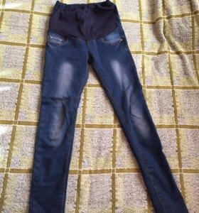 Тёплые джинсы для беременных