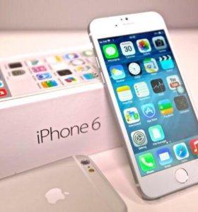 IPHONE 6.(без отпечатка)