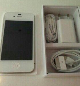 iPhone 4s 16 GB Новые Оригинал