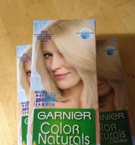 Краска для волос Garnier,супер осветляющая