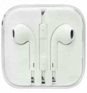 Apple EarPods (Новые Оригинал)