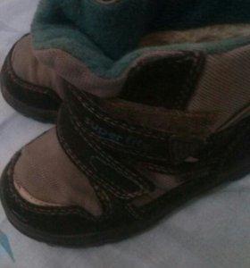 ботинки 23 зима