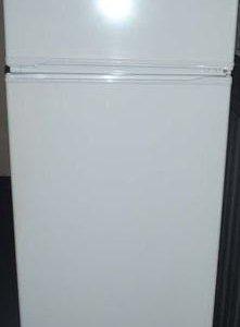 Холодильник двухкамерный, компактный
