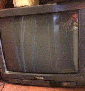 Телевизор японский Otake 2120 мк9
