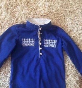 Знаменитая рубашка от Лизы Габарати