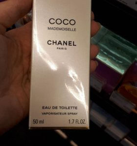 Туалетная вода Chanel Coco Mademoiselle 50 ml