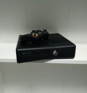 Xbox 360 60gb freeboot +10игр