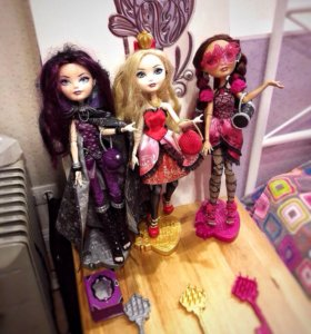 Куклы-Ever After High
