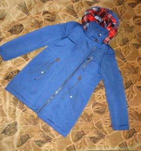 Зимняя куртка PUROS PORO, рост 152.