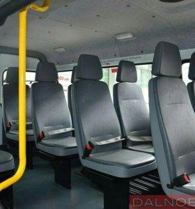 Пассажирский микроавтобус на заказ