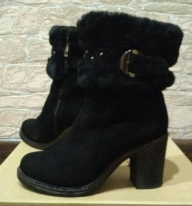 Зимние женские ботинки
