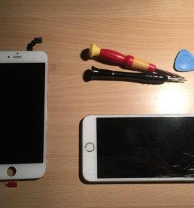 Ремонт iPhone 4, 5, 6