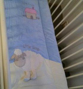 Одеяло (новое) детское