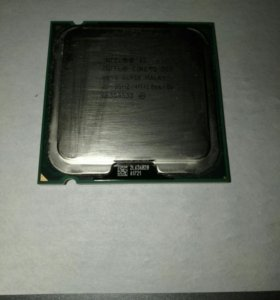 Процессор Intel core 2 Duo 2,4Ghz