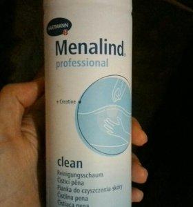 Очищающая пена