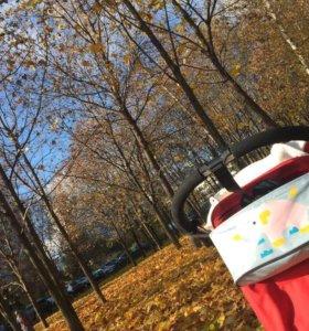 Органайзер для детской коляски