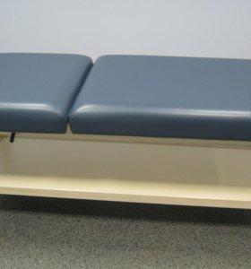 Массажный стол с регулируемой секцией спины