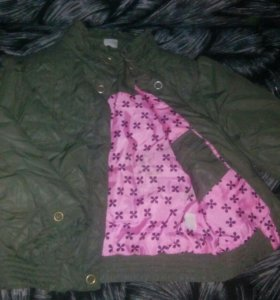 Куртка демисезонная 105-110 (5 лет)