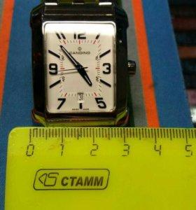 Часы мужские фирмы Candino(Швейцария )