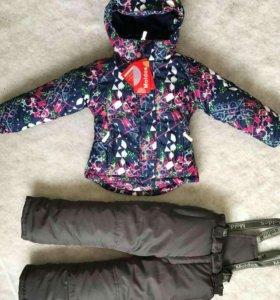 Новый комплект зимний Moldos (Raskid) для девочки