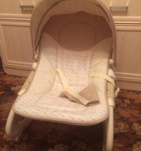 Музыкальное вибро кресло для ребёнка