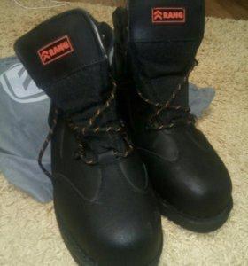 Зимние ботинки Rang