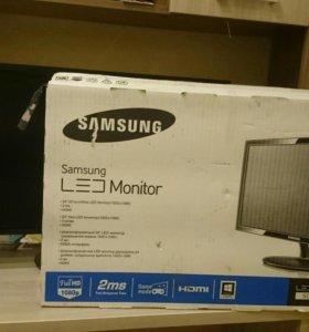 Монитор samsung S24D300H LED