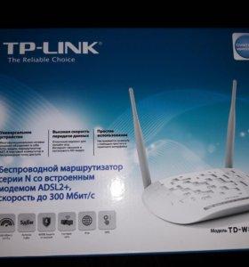 Роутер TP-LINK TD-W8961N