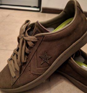 Кеды Converse Pro Leather'76 Mono Khaki
