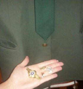Дембельский форменный костюм