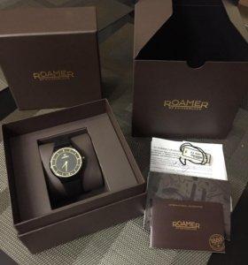 Новые часы Roamer Швейцария