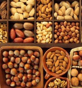 Скупаю орехи всех видов