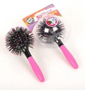 Расческа 3d bomb curl brush