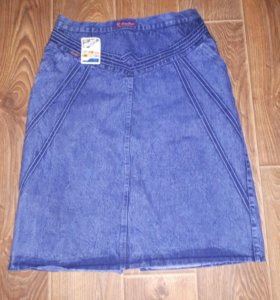 Юбка джинсовая(новая)
