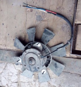 Вентилятор радиатора Ваз 2108-15