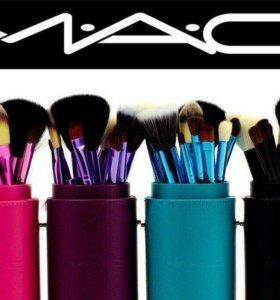 Наборы кисточек MAC