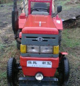 Мини трактор
