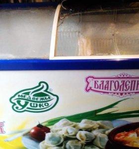 морозильник лари