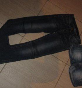 Джинсы за 200 и джинсовые шорты в подарок