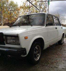 Продам ВАЗ 2107 2008 г.в