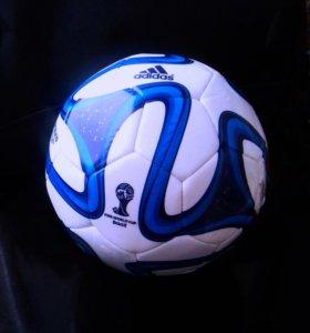 НОВЫЙ Футбольный мяч ADIDAS Brazuca