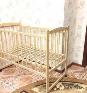 Продаётся Детская кроватка, в отличном состояние
