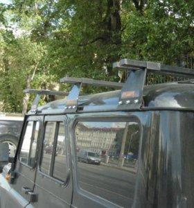 Багажник для УАЗ Хантер