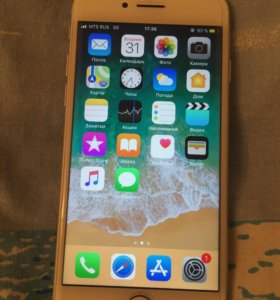 iPhone 8 silver 256гб