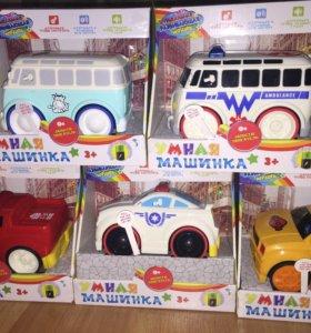 Детская игрушка умная машинка