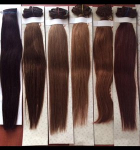 Новые натуральные волосы