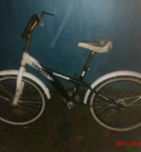 Детский вело. Колеса 20 дюймов.