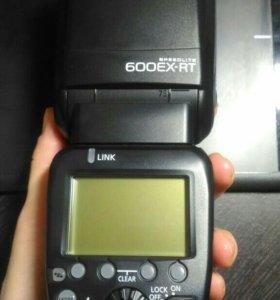 Фотовспышка Canon 600ex-rt